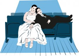 Wedding Illustration commission