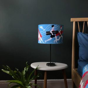 Surf Seaside lampshade 30cm
