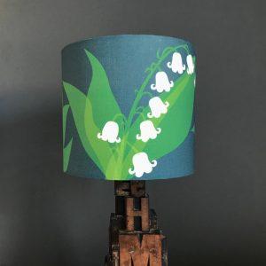Lily of the Valley lamp shade 20cm