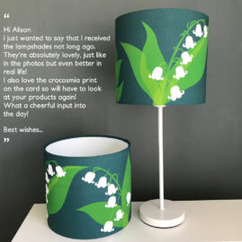 Lily of the Valley design