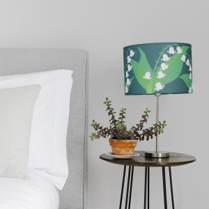 Lily of the Valley lampshade 30cm