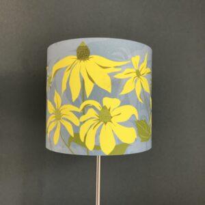 Rudbeckia flower designer lamp shade 20cm