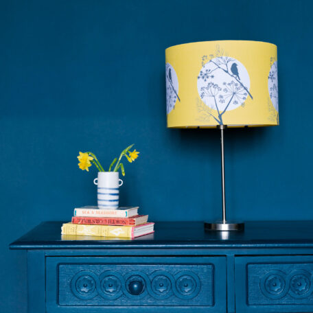 Fennel and Sparrow lampshade