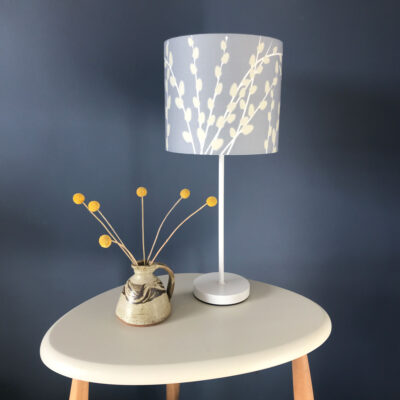 Pussy Willow Designer Lamp Shade