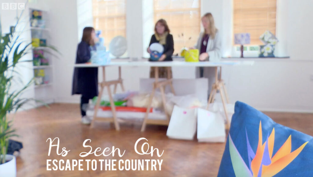 As seen on Escape to the Country Cornwall